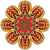 Mandala bonita do círculo Imagem de Stock Royalty Free