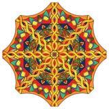 Mandala bonita do círculo Imagem de Stock