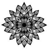 Mandala bonita Laço, sumário imagem de stock royalty free