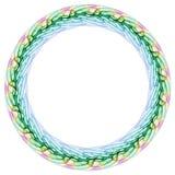 Mandala céltica ilustración del vector