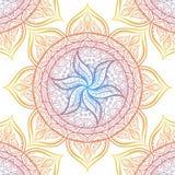 mandala Círculo ornament Imagen de archivo