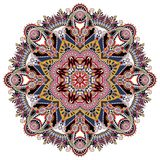 Mandala, circle decorative spiritual indian symbol Royalty Free Stock Photo