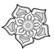 Mandala clipart2 Royalty Free Stock Images