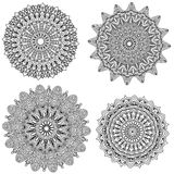 Mandala Collection Stock Images