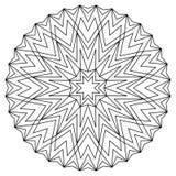 Mandala coloring book Royalty Free Stock Photos