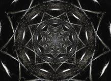 Mandala complexa Fotos de Stock