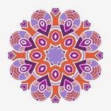 Mandala. Creative circular ornamentMandala. Creative circular ornament. Round symmetrical pattern. Vintage decorative elements. Mandala. Creative circular royalty free illustration