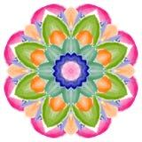 Mandala d'ornement de fleur de vecteur Illustration de Vecteur