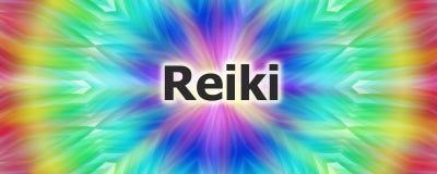 Mandala da energia de Reiki Fotos de Stock Royalty Free