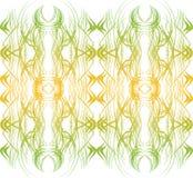 Mandala da iluminação Imagens de Stock
