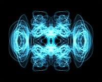 Mandala da iluminação Imagens de Stock Royalty Free