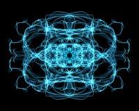 Mandala da iluminação Foto de Stock