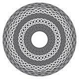 Mandala dans le style ésotérique illustration stock
