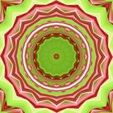 Mandala de fête Images stock