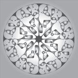Mandala de l'Orient Images libres de droits