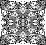 Mandala de Sun Photographie stock