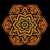 Mandala de vecteur Illustration Stock