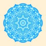 Mandala de vecteur Images libres de droits