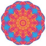 Mandala decorativa del Grunge Fotografía de archivo libre de regalías