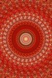 Mandala. decorative pattern is background Stock Images
