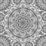 Mandala. Decorative vector element. For coloring.Islam, Indian, Persian pattern vector illustration