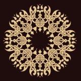 Mandala del cordón Imágenes de archivo libres de regalías