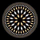 Mandala del GS Fotos de archivo libres de regalías