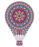 Mandala del indio del vector Fotos de archivo libres de regalías