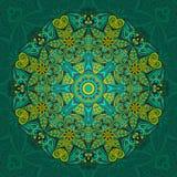 Mandala del multicolor Fotografía de archivo