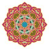 Mandala del pizzo Fotografia Stock Libera da Diritti