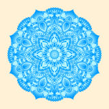 Mandala del vector Imágenes de archivo libres de regalías