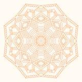 Mandala del vector Fotos de archivo
