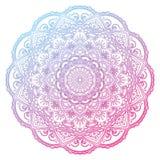 Mandala del vector ilustración del vector
