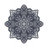 Mandala dell'indiano di vettore Immagine Stock