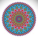 Mandala dell'indiano di vettore royalty illustrazione gratis