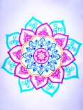 Mandala Design Stockbild