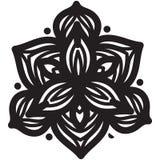 Mandala Design abstracta Fotografía de archivo libre de regalías