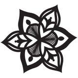 Mandala Design abstracta Fotografía de archivo