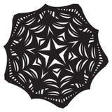 Mandala Design abstracta Imagenes de archivo