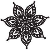 Mandala Design abstraite Images stock
