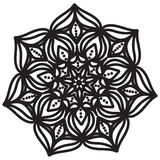 Mandala Design abstraite illustration libre de droits