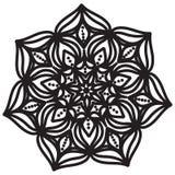 Mandala Design abstraite Photographie stock libre de droits