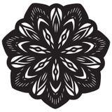 Mandala Design abstraite Image libre de droits