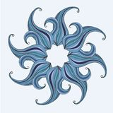 Mandala design. Concept image for card or design Stock Photos