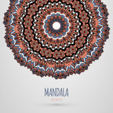 Mandala Design Ilustração do vetor Imagens de Stock