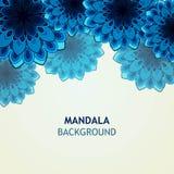 Mandala Design ornementale Image stock