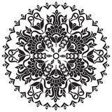 Mandala design Stock Images