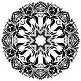 Mandala do ornamento Imagens de Stock Royalty Free