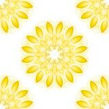 Mandala do vetor Fotos de Stock Royalty Free