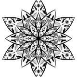 mandala illustrazione vettoriale
